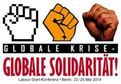 LabourStart mit Diskussion zum Grundeinkommen