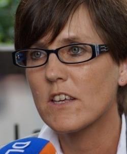 """Inge Hannemann erhält das """"Marburger Leuchtfeuer für Soziale Bürgerrechte"""""""