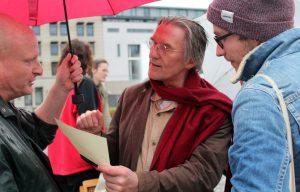 Ralph Boes gegen HartzIV-Sanktionen