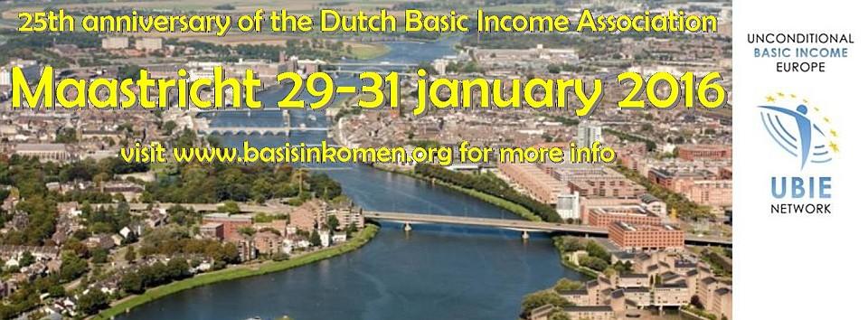 Niederländischer Grundeinkommensverein feiert 25-jähriges Bestehen