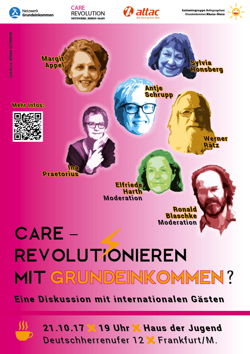Care-Revolutionieren mit Grundeinkommen?
