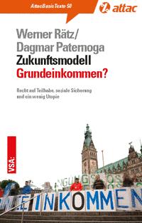"""Vorstellung des Buches """"Zukunftsmodell Grundeinkommen?"""""""