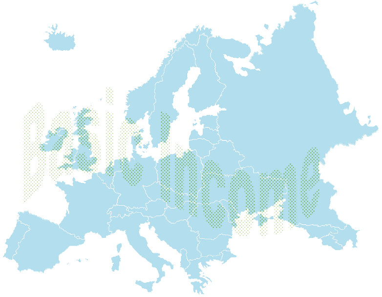 Grundeinkommen sprießt in Europa