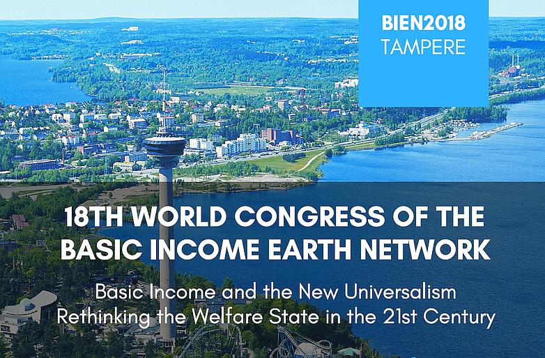 BIEN-Kongress 2018 in Tampere, Finnland