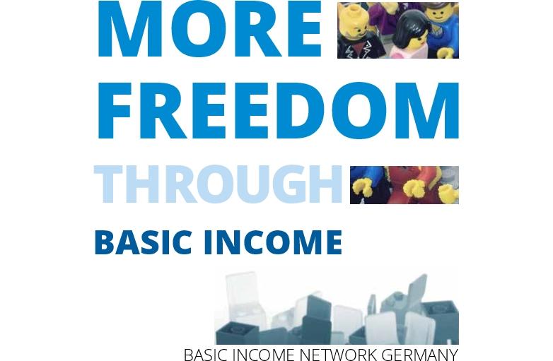 Grundeinkommensbroschüre nun auch in englischer Sprache