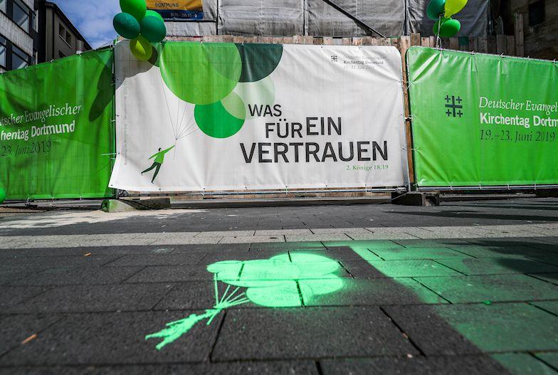 Rückblick auf den Evangelischen Kirchentag vom 20.–22. Juni 2019 in Dortmund
