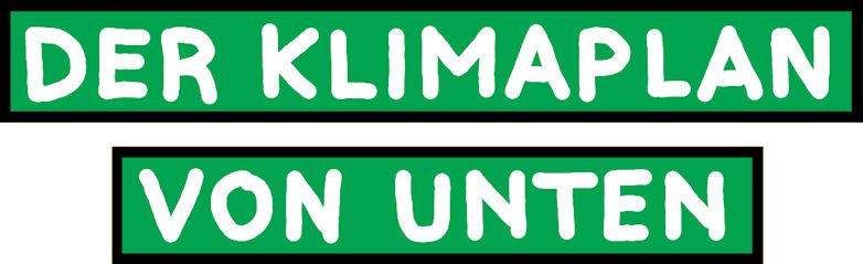 Klimaplan von unten – u. a. mit Grundeinkommen