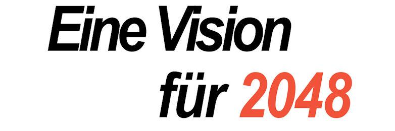 Buch zur Vision: Unser Leben im Jahr 2048